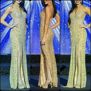 Jovani Couture evening gown
